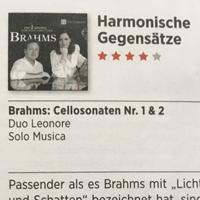 Brahms Harmonische Gegensätze